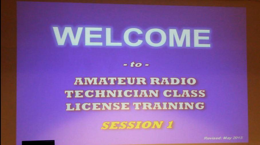 Episode 35: FCC Element 2 Technician Amateur Radio License Class