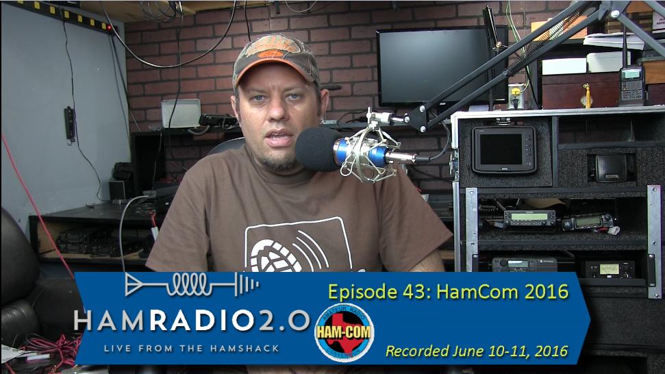 Episode 43: HAMCOM! 2016