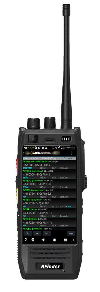 RFinder Ham Radio 2.0