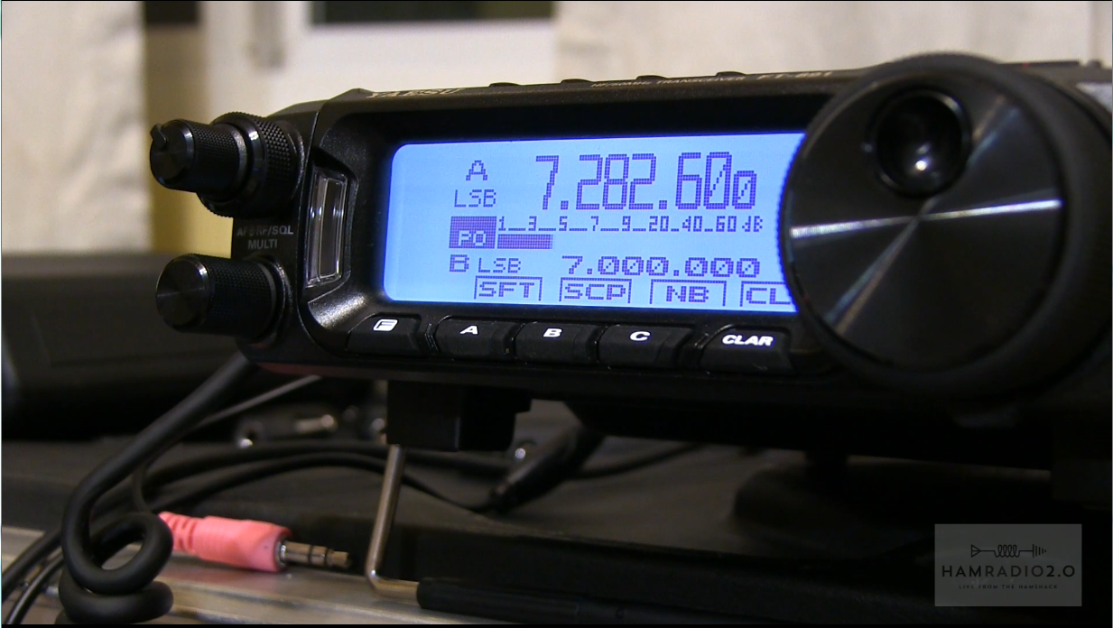 Episode 67: Unboxing and Testing the Yaesu FT-891 HF Radio - Ham Radio 2.0