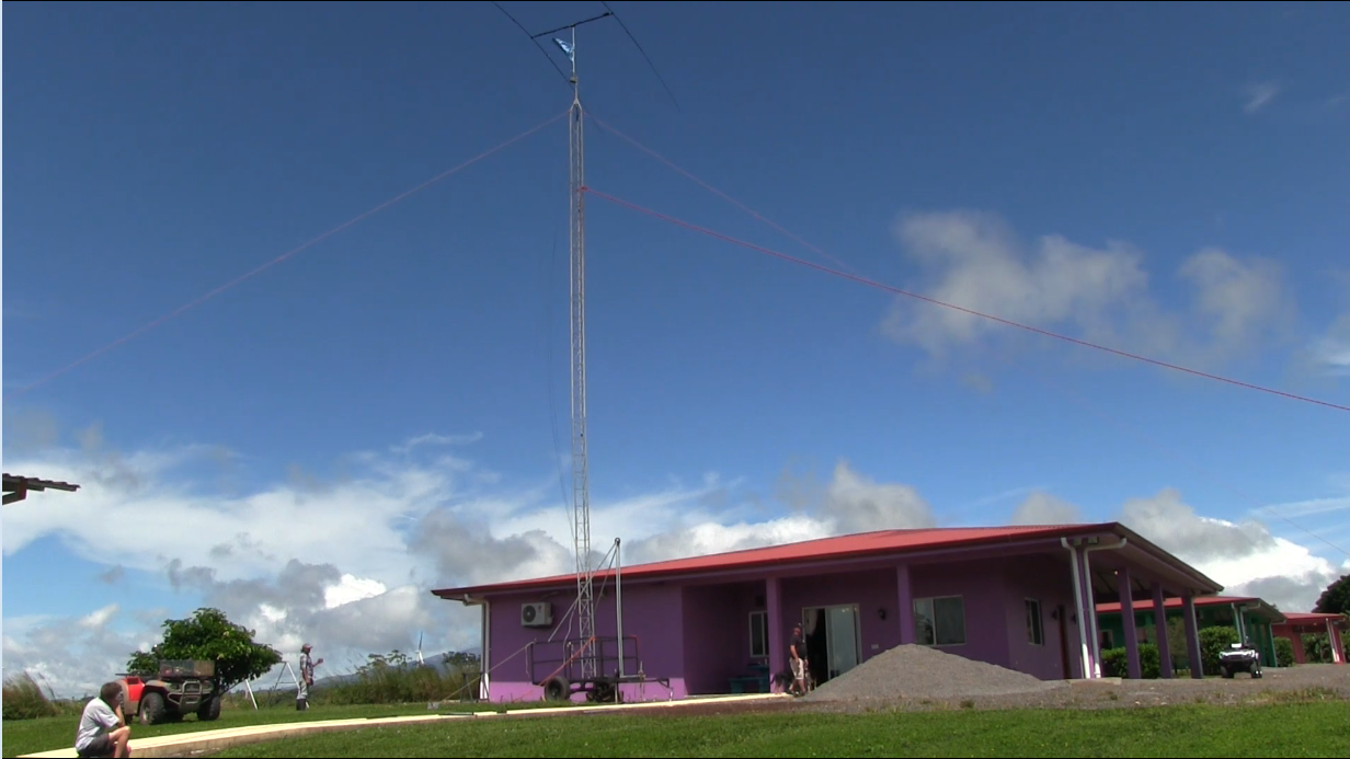 Episode 69: DXpedition to Costa Rica, 2016
