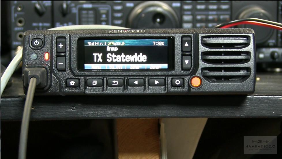 Episode 91: Kenwood NX-5800 NXDN/DMR/P25 Mobile Radio Debut