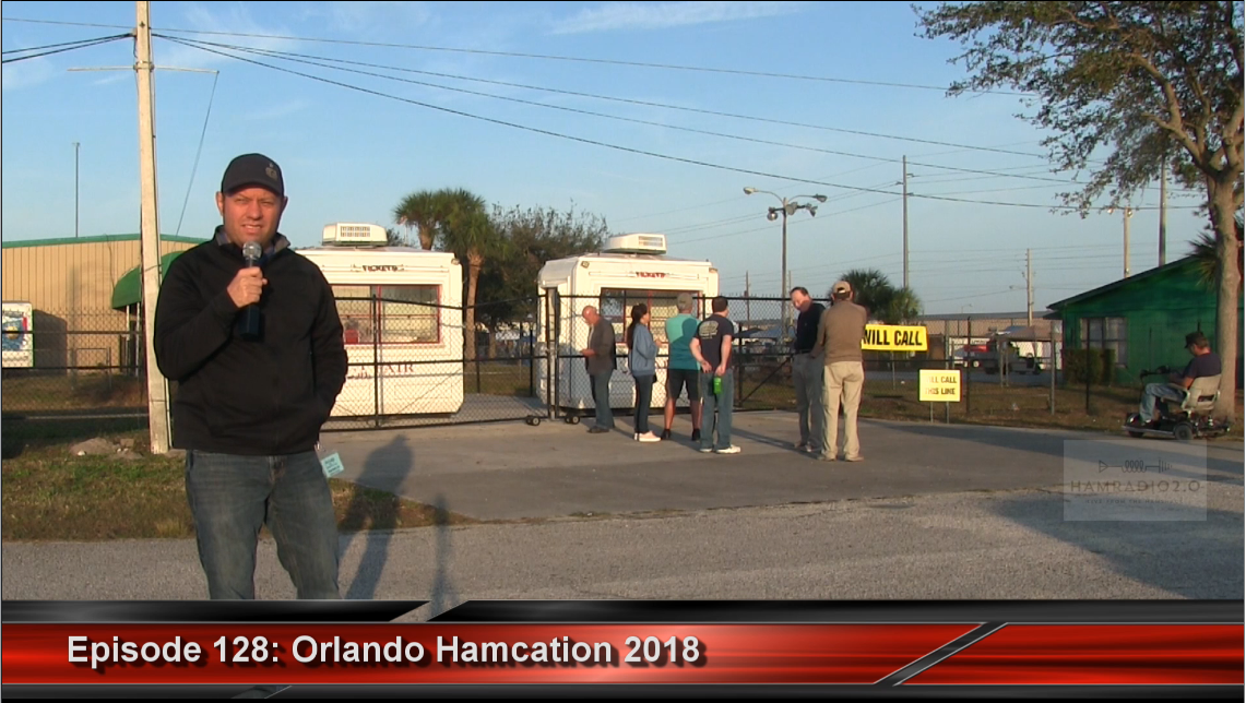 Episode 128: Orlando Hamcation 2018