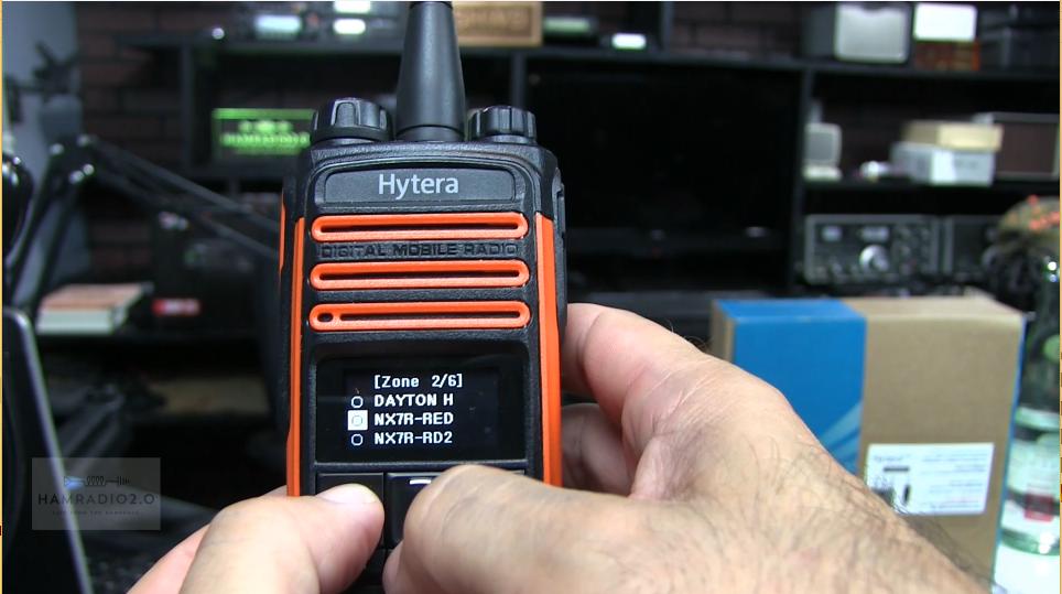 Episode 144: Debut of the Hytera AR482G DMR HT