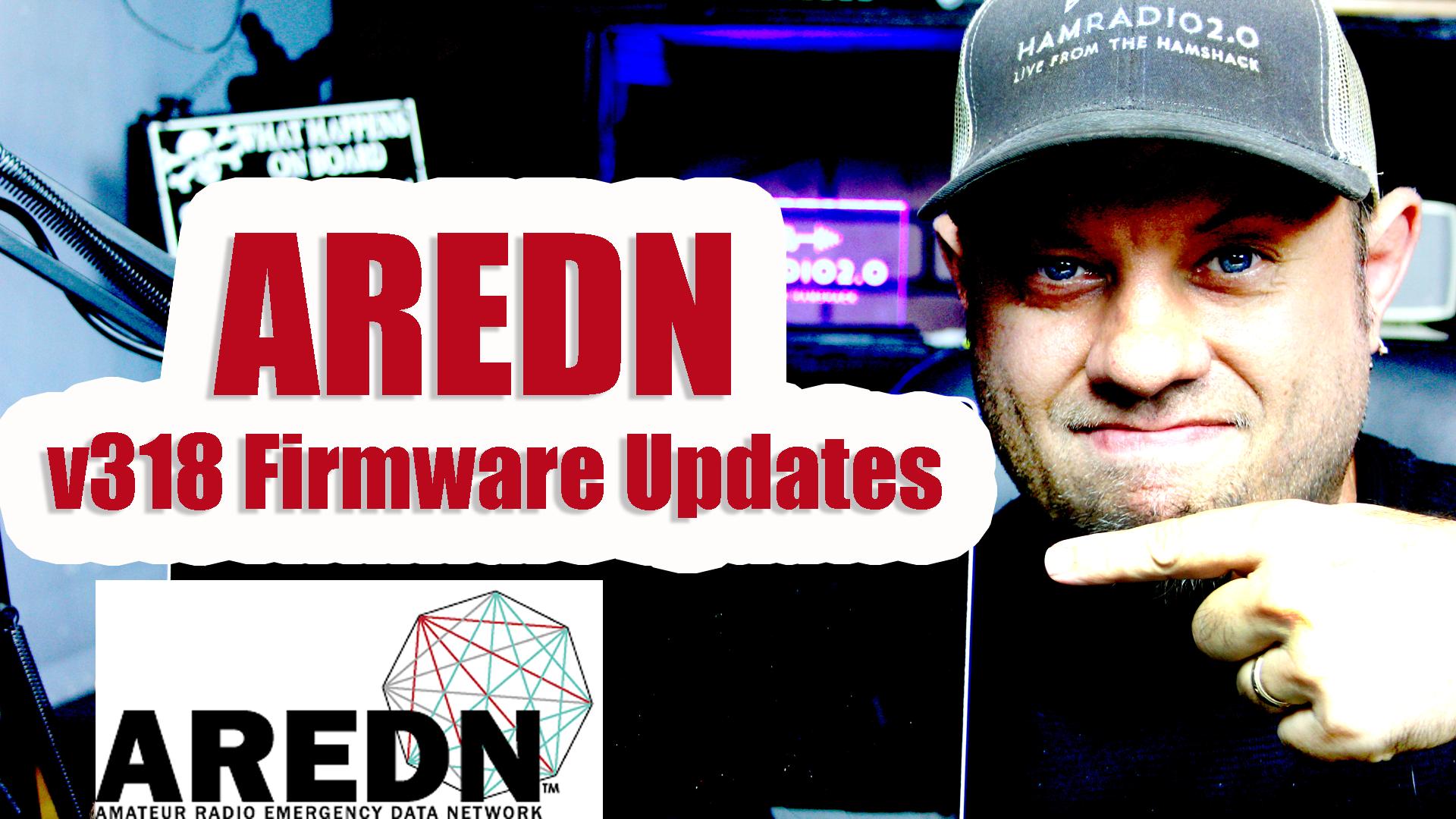 Episode 159: AREDN v318 Firmware Updates