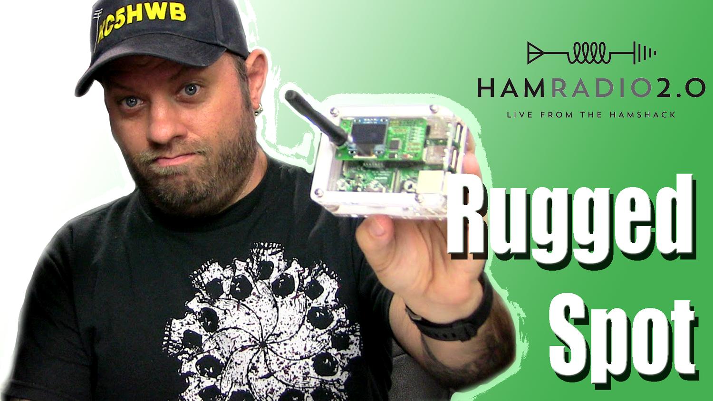 Episode 157: Rugged Spot DMR/DSTAR/Fusion Pi-Star Hotspot