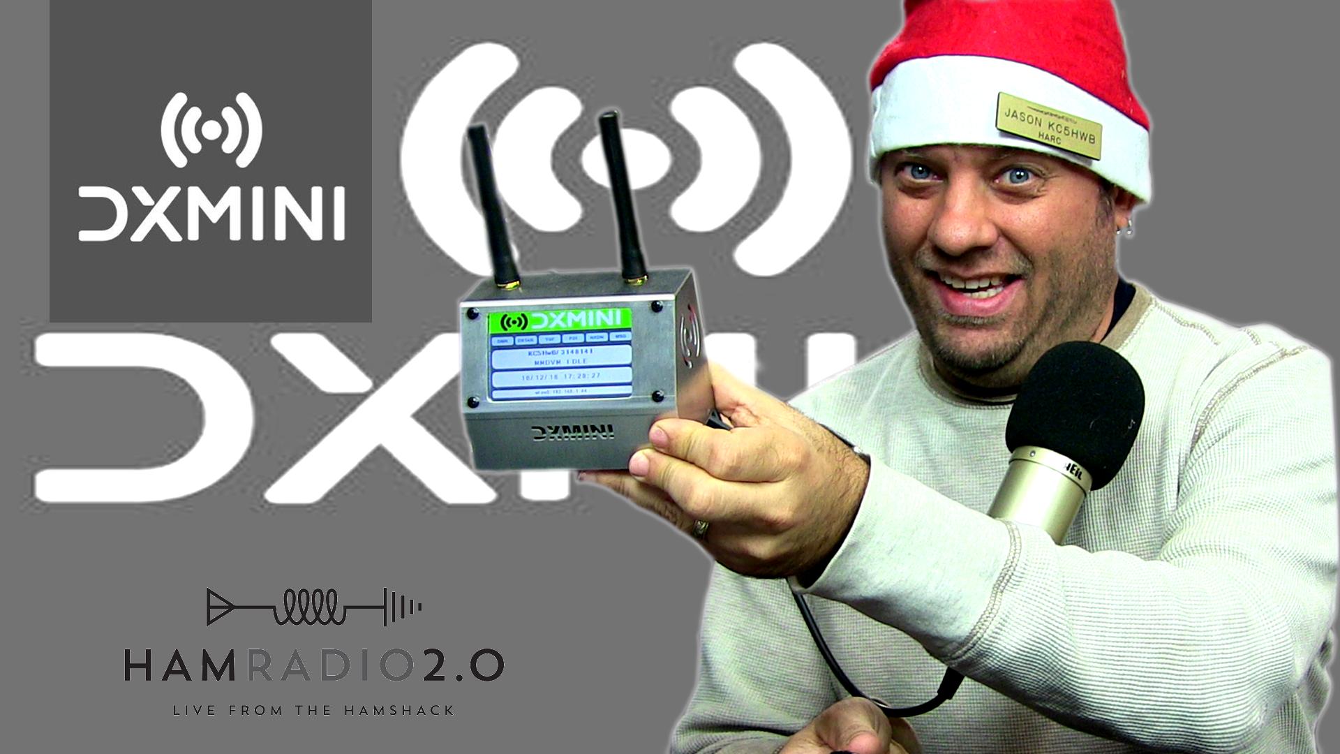 Episode 172: DXMini Pi-Star Hotspot for Amateur Radio