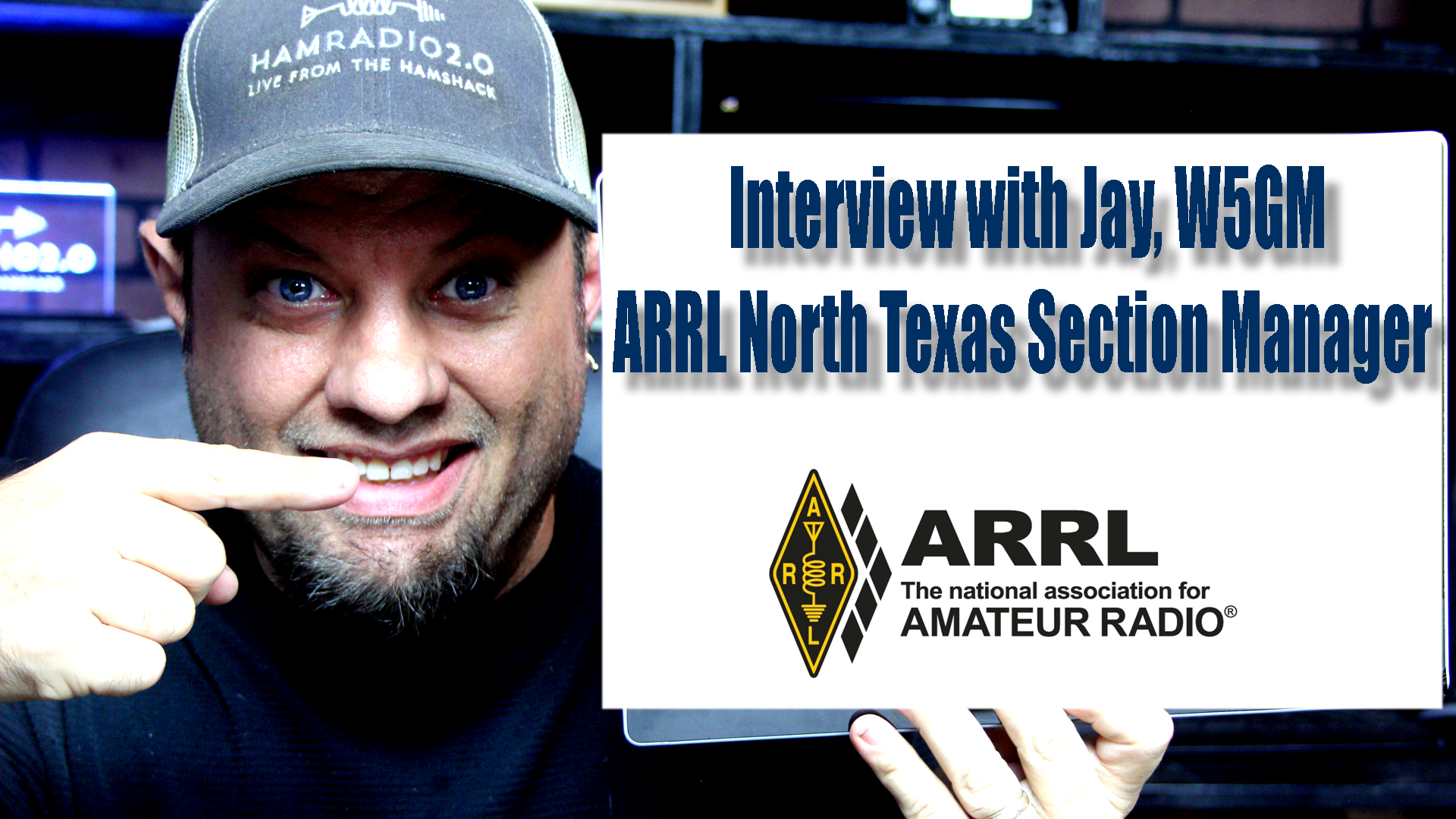 Episode 174: Interview with Jay, W5GM, the ARRL NTX Section Manager