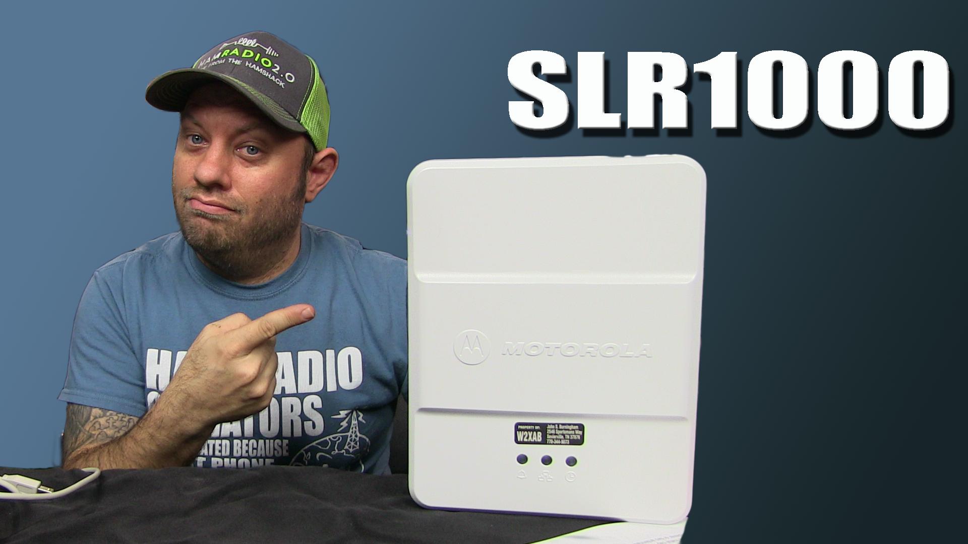 Episode 196: Motorola SLR1000 Repeater Connecting to a CBridge