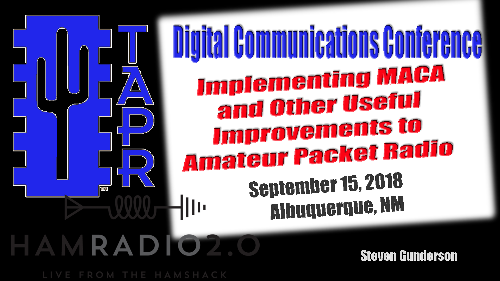 Episode 194: Implementing MACA and Other Useful Improvements to Amateur Packet Radio