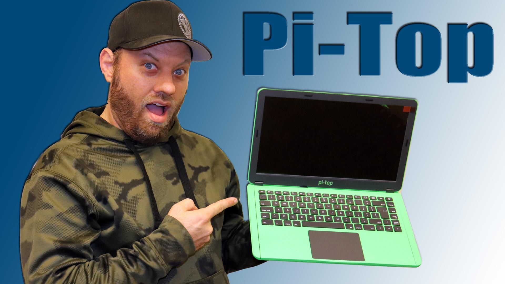 Adafruit Pi Top for Raspberry Pi Laptop
