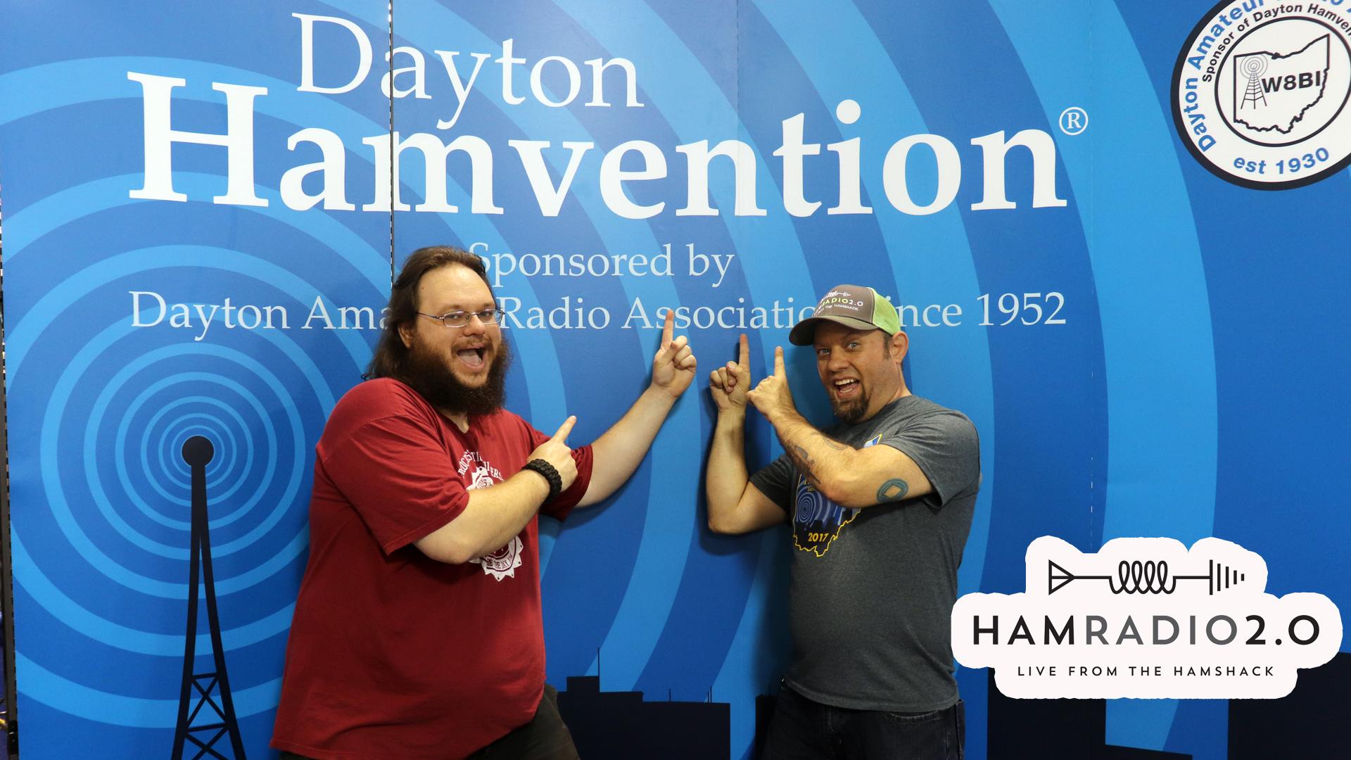 Episode 208: Dayton Hamvention 2019, Day 1