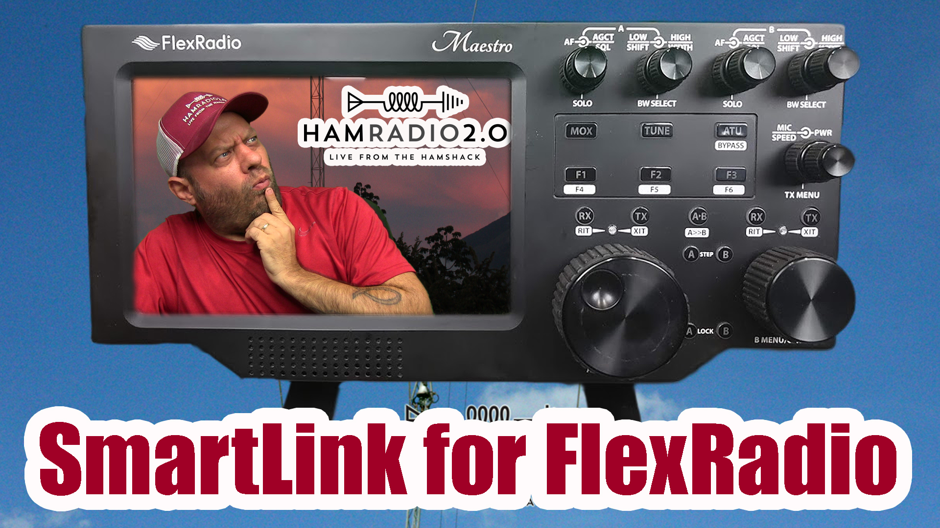Episode 236: FlexRadio – Setting Up a SmartLink Account