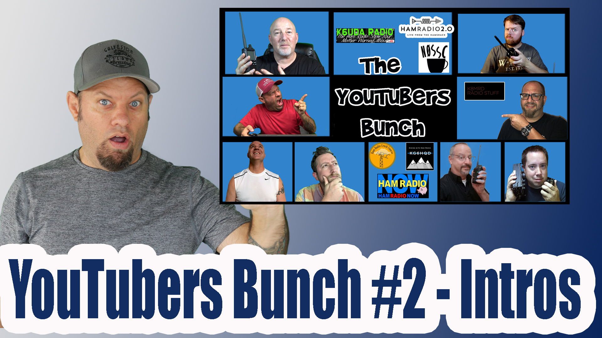 Episode 256: YouTubers Bunch #2 – Intros from 2 Other Shows