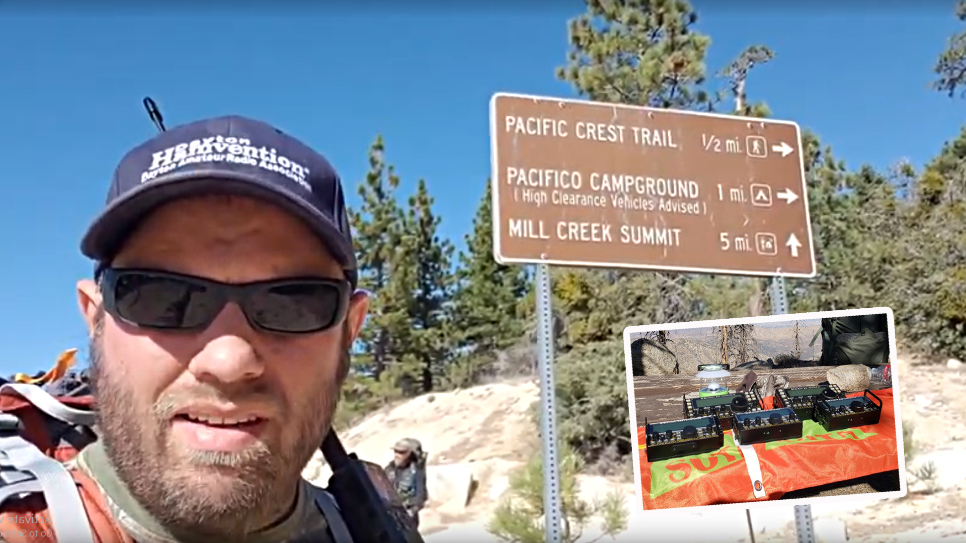 Episode 262: My First SOTA Expedition   Mount Pacifico