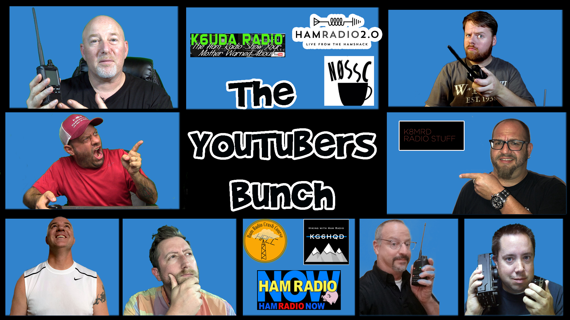 Episode 257: ARRL Discussion from the YouTubers Bunch #3