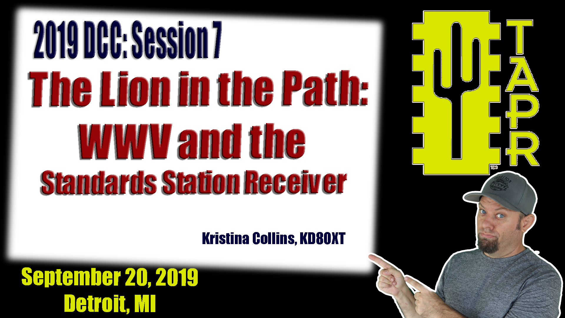 Episode 283: WWV and the Standards Station Receiver