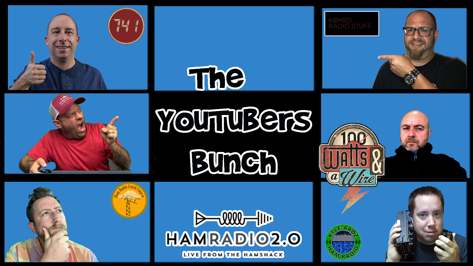 Episode 280: YouTubers Bunch Discusses the ARRL, Part 2