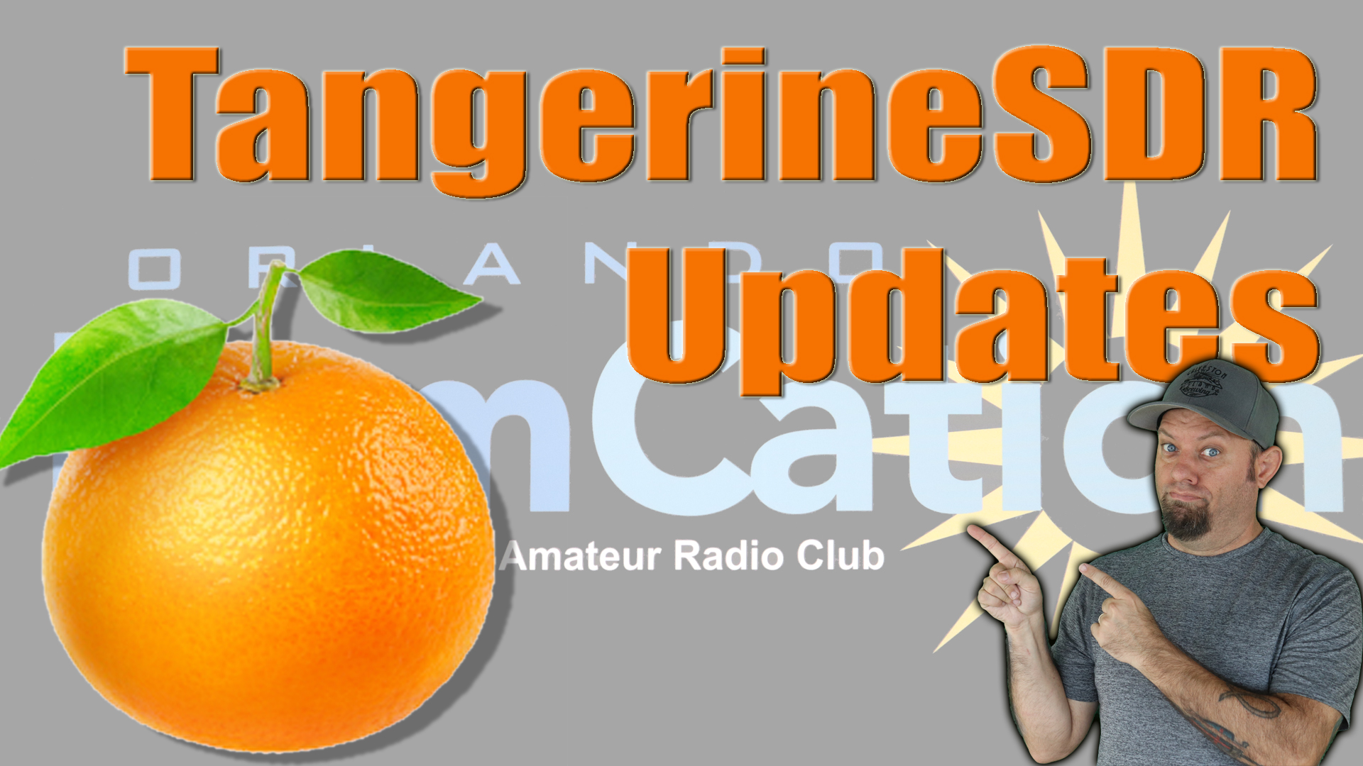 Episode 316: TangerineSDR Updates from the TAPR Group at Hamcation 2020