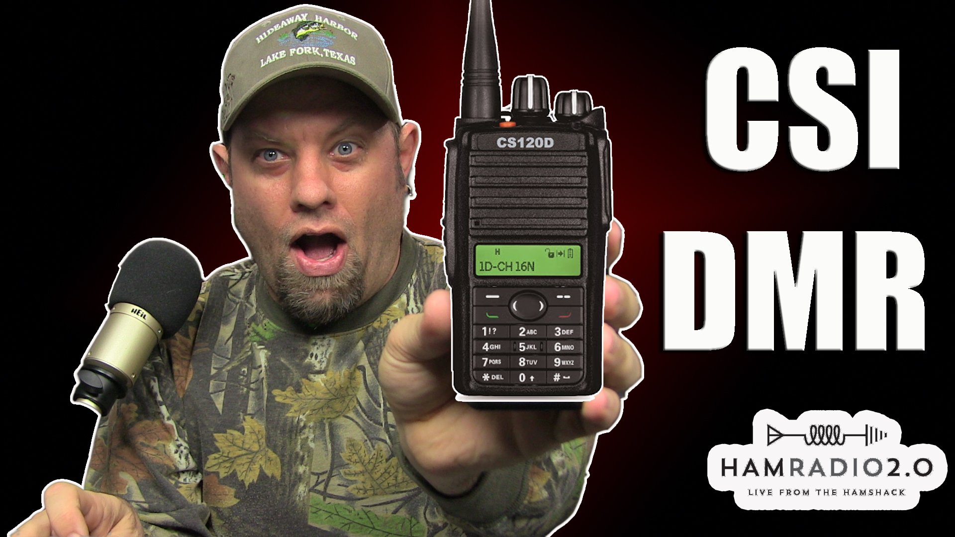 Episode 334: Connect Systems CS120D UHF DMR