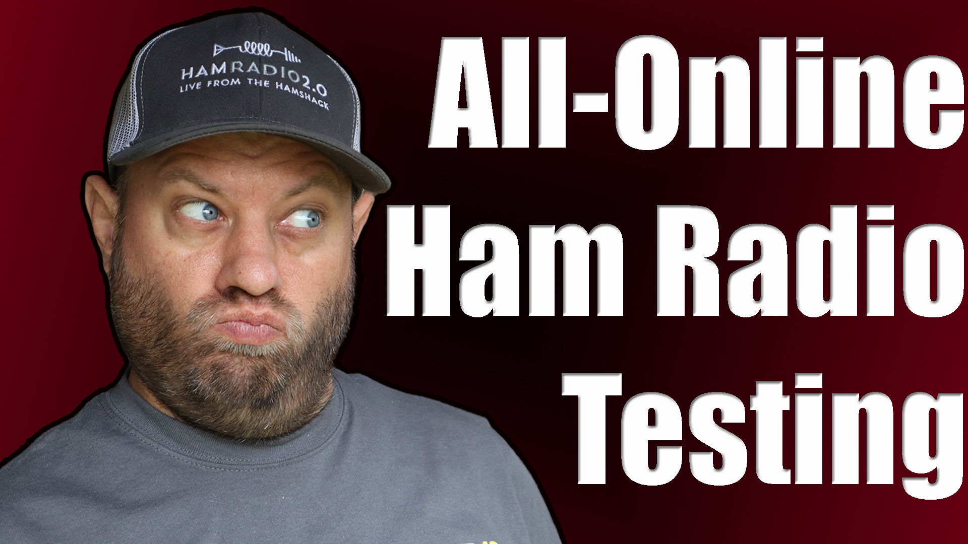 Episode 335: Ham Radio Test Online! – First Recorded Technician License Completion