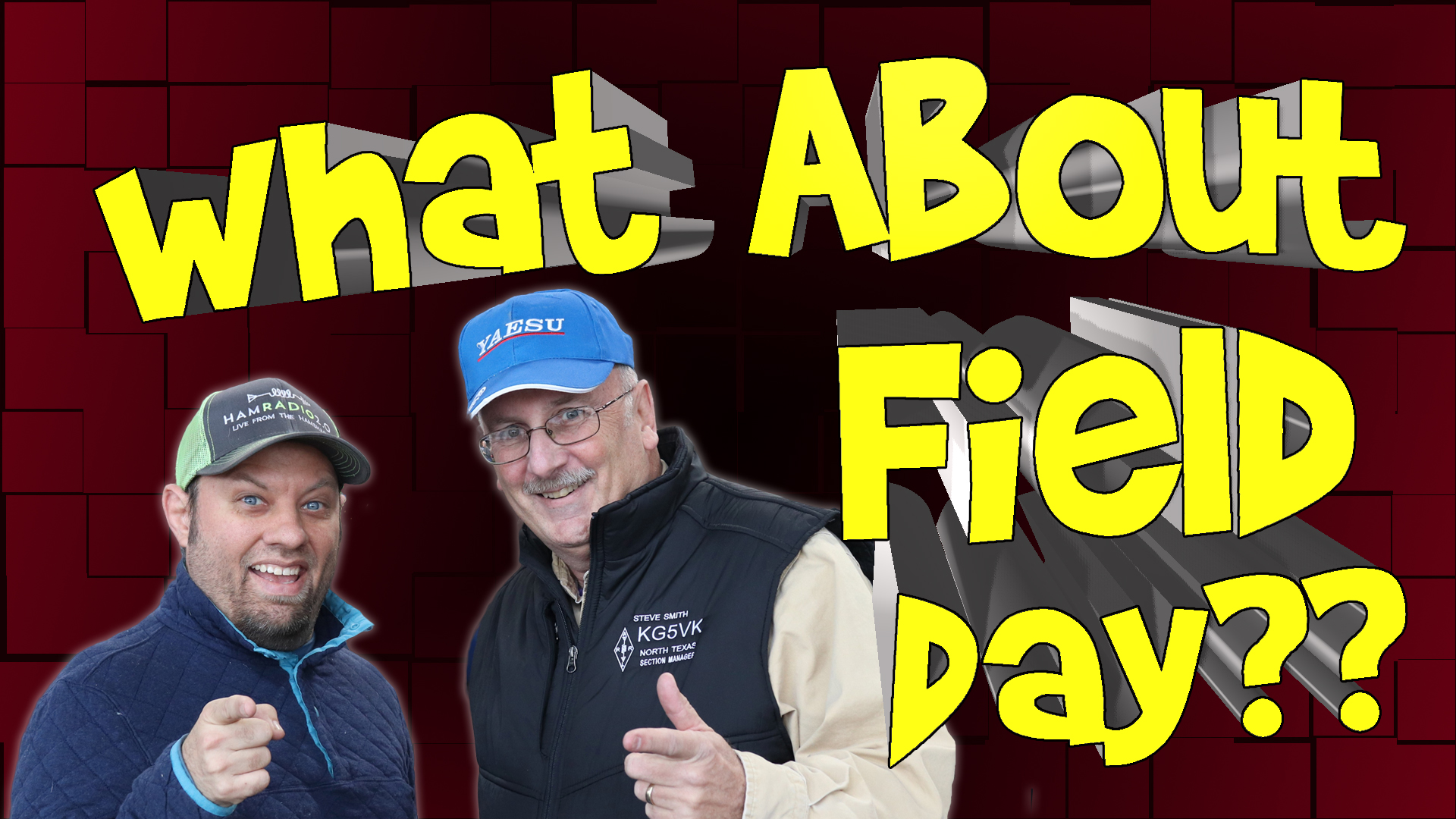Episode 347: What About Field Day? ARRL Section Manager, Shelter In Place Orders