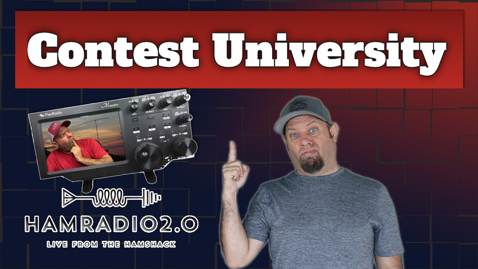 Episode 355: Contest University FREE Virtual Stream for 2020! – Interview with Tim Duffy, K3LR