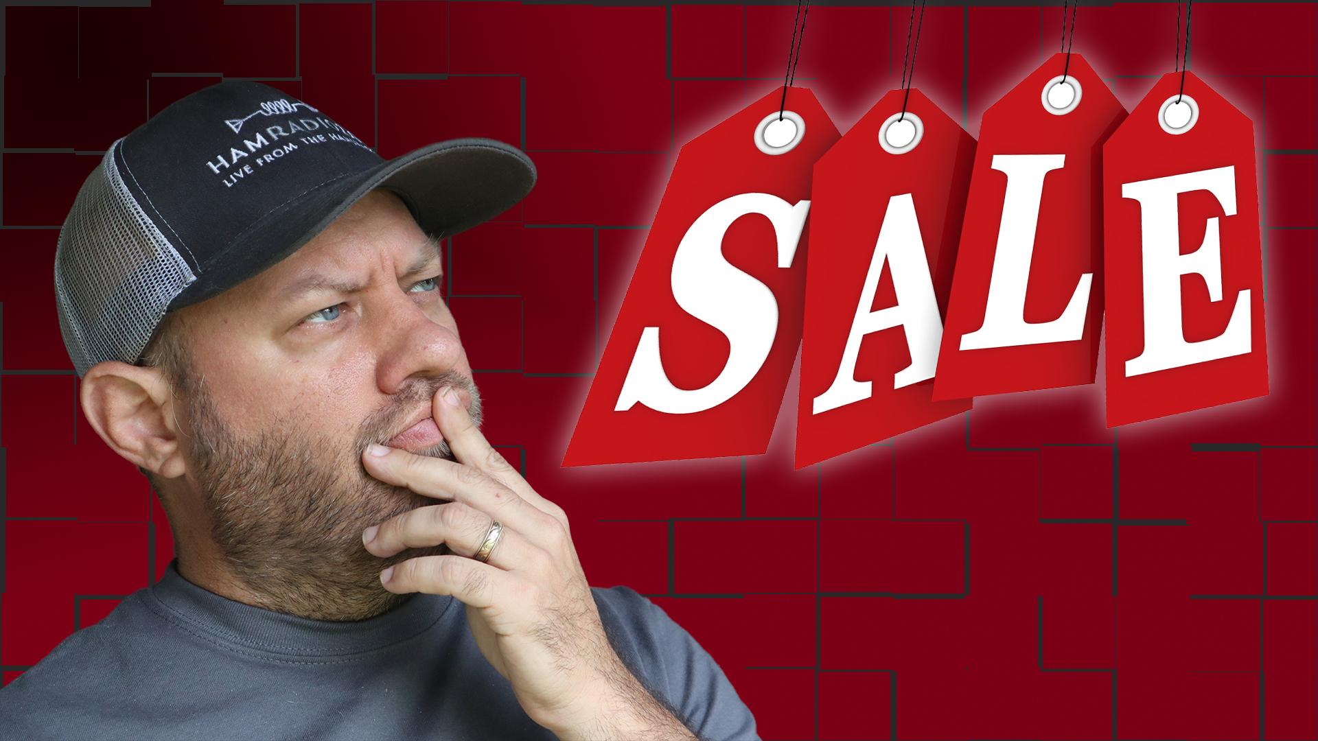 Episode 356: Ham Radio Shopping Deals for April 24th