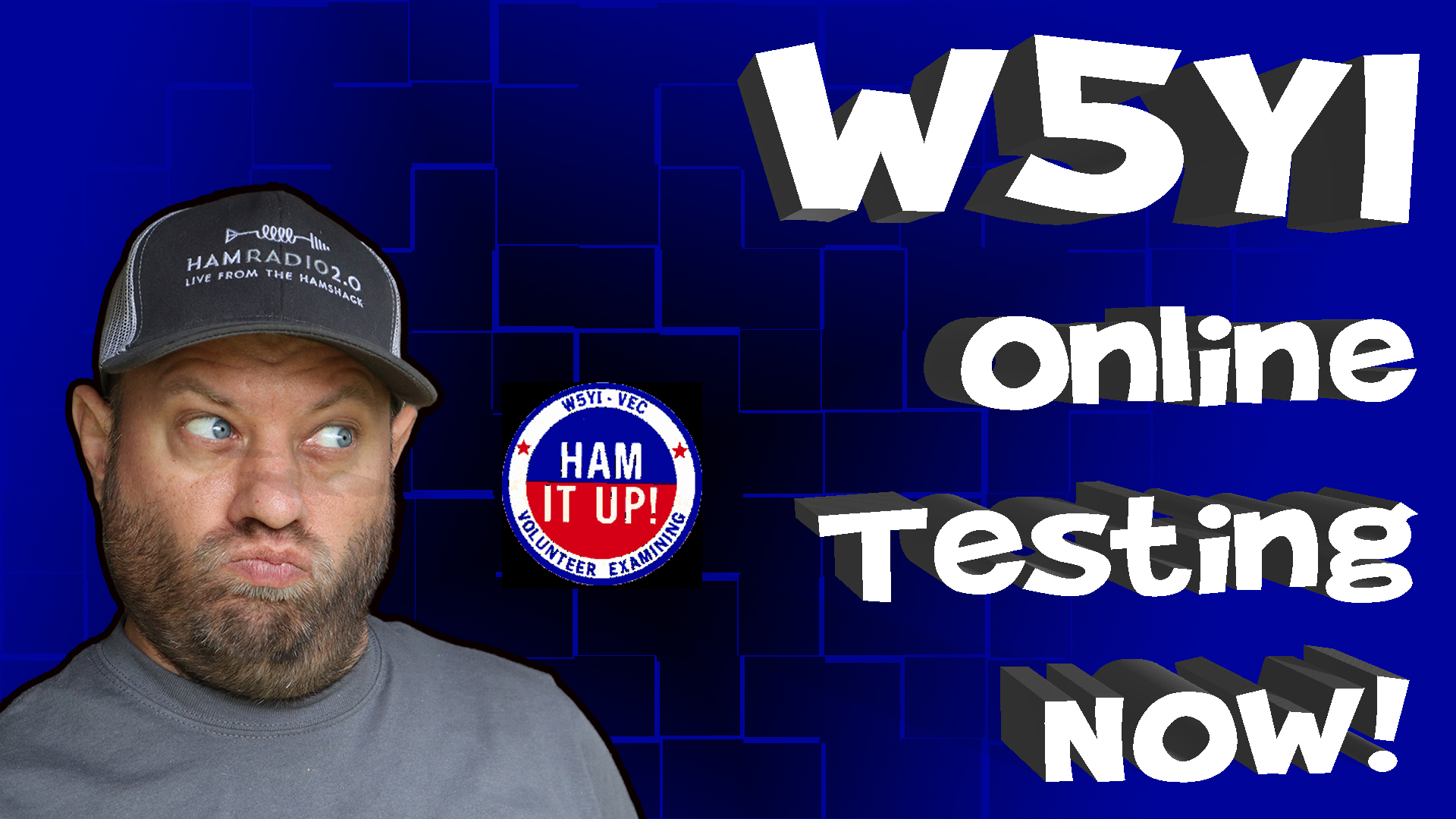 Episode 384: Ham Radio REMOTE Testing with W5YI – Get Your License NOW!
