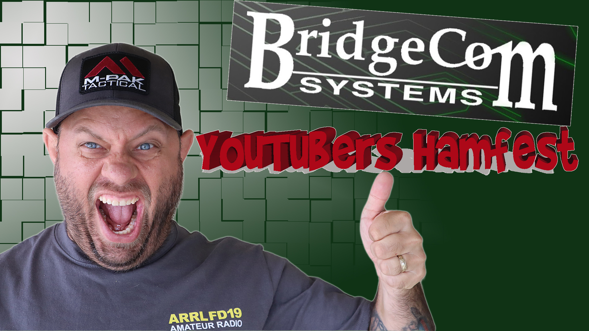 Episode 378: Bridgecom Systems Interview with N0REY for the YouTubers Hamfest Prequel