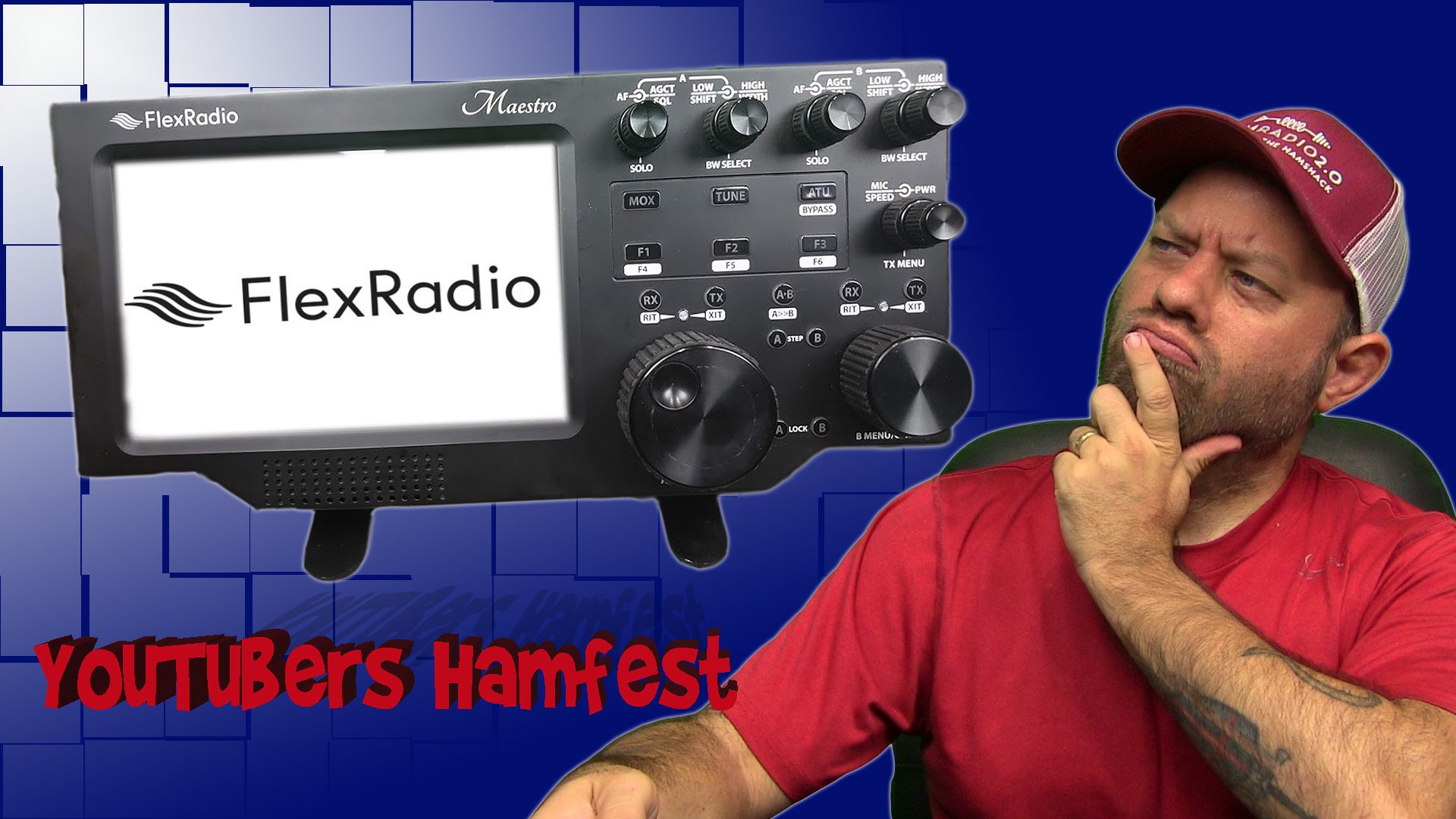 Episode 376: FlexRadio Interview with VA3MW for the YouTubers Hamfest
