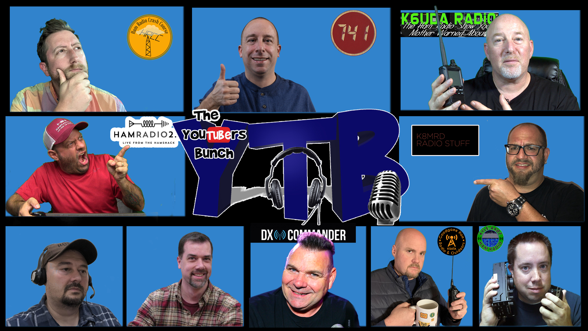 Episode 371: YouTubers Hamfest Progress and Planning Updates – YTB #15