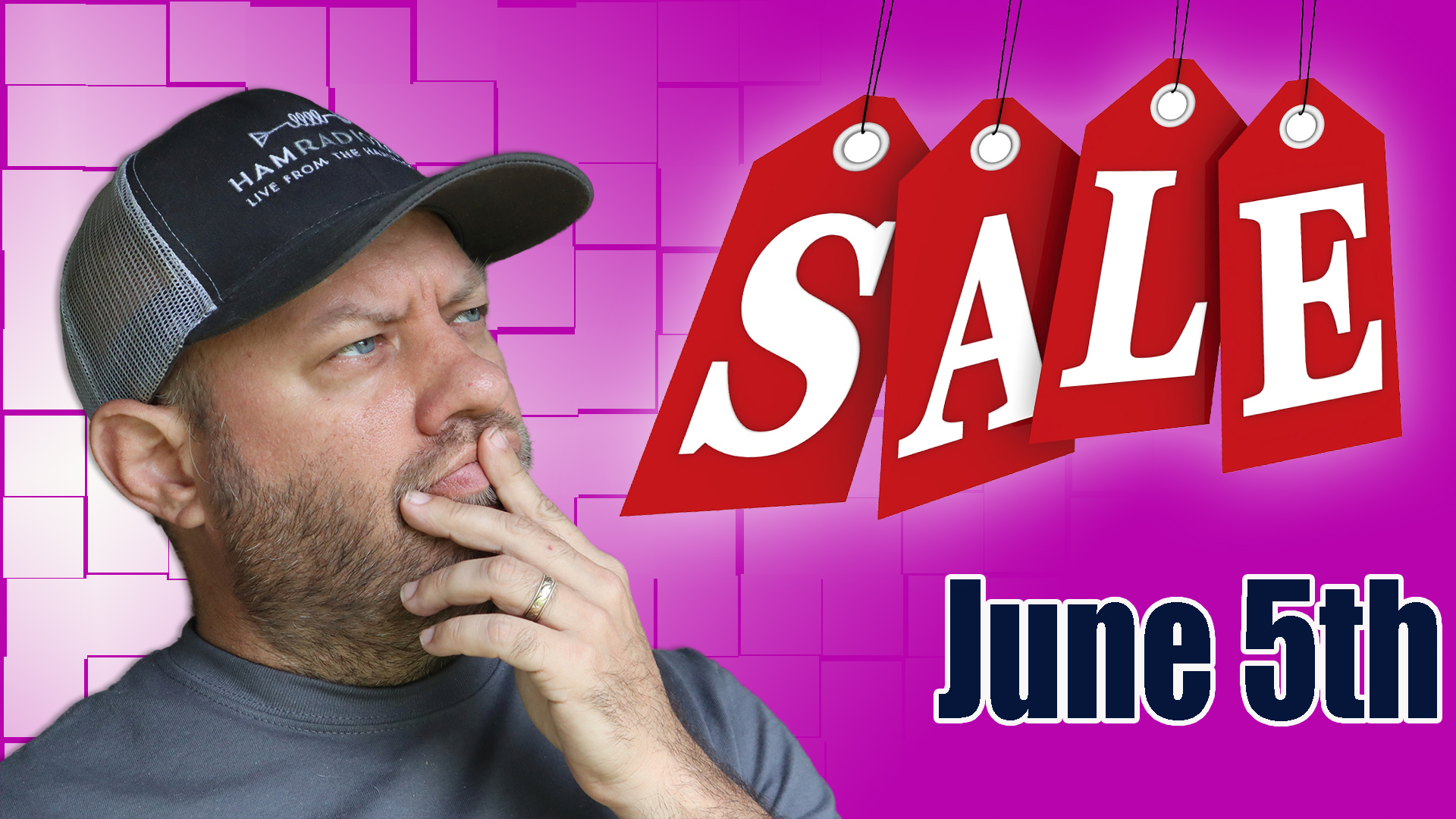 Episode 390: Ham Radio Shopping Deals for June 5th | New Items Revealed!