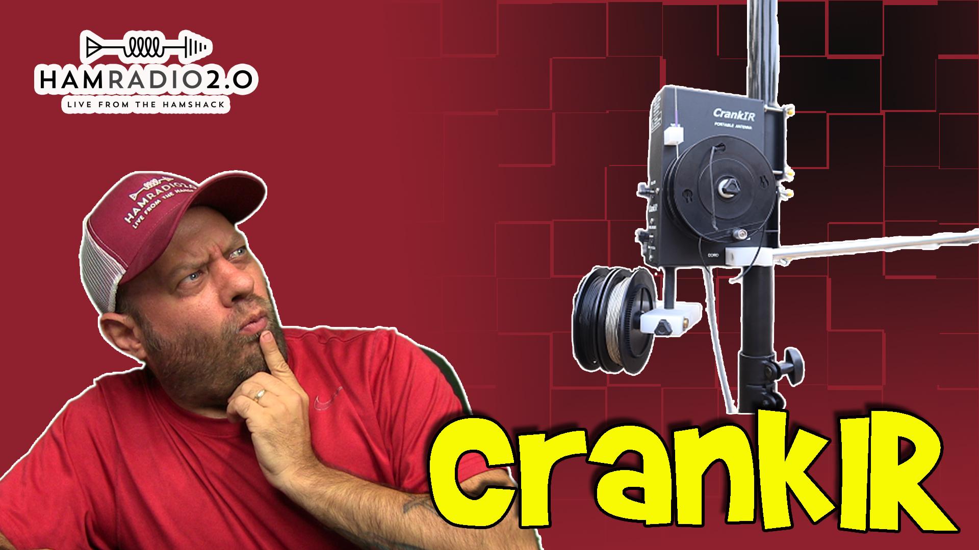Episode 410: CrankIR from SteppIR – Portable Ham Radio Antenna