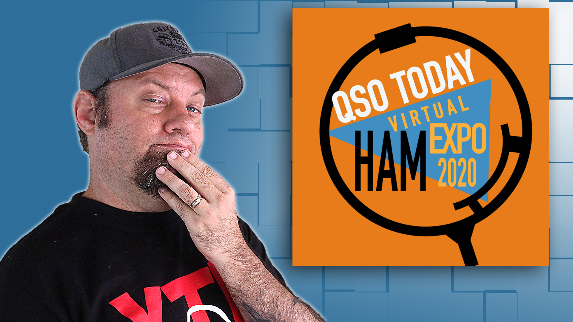 Episode 419: QSO Today Virtual Ham Expo Scheduled for Aug 7-9   Virtual Hamfest