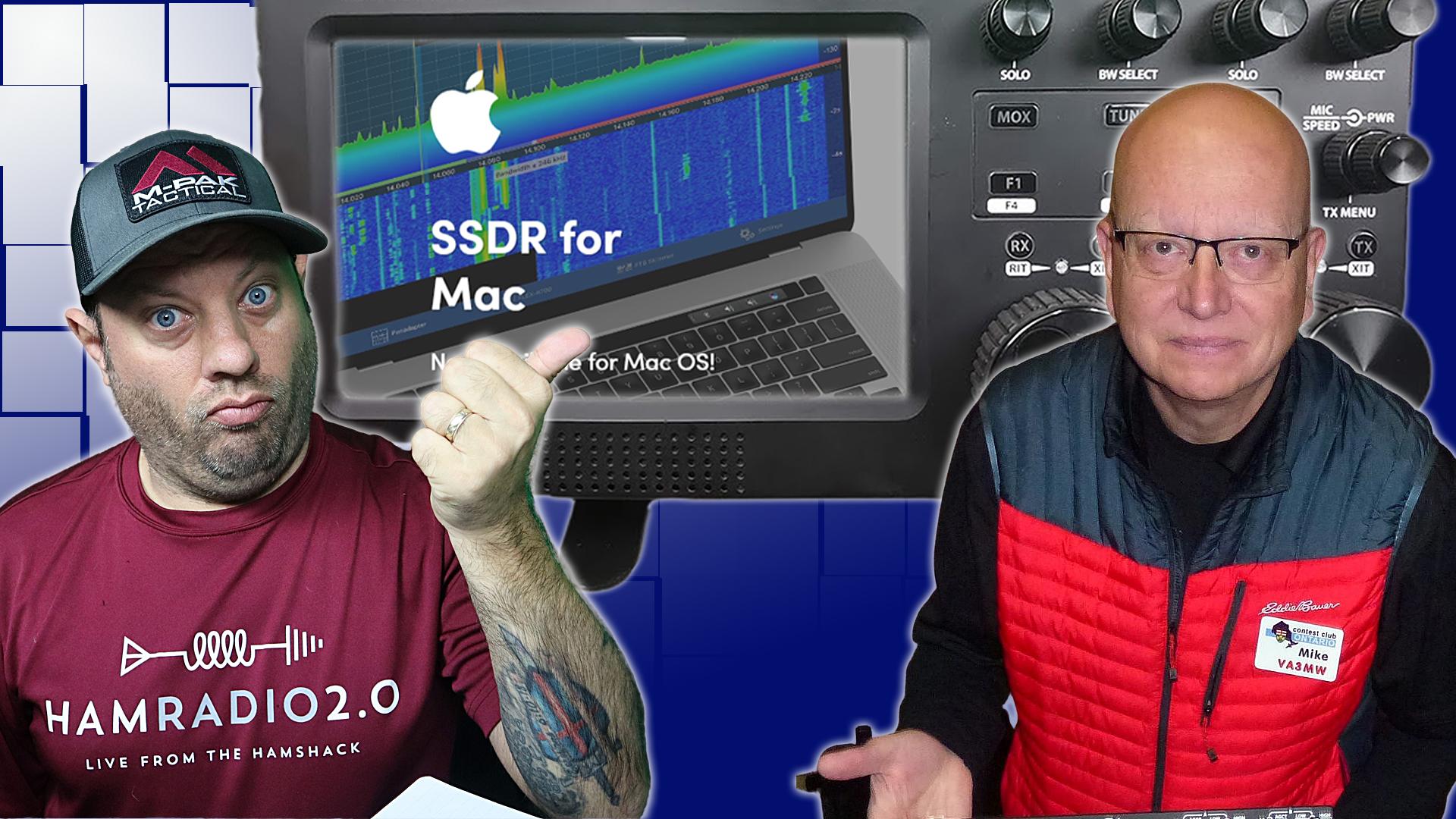 Episode 455: FlexRadio REVEALS SmartSDR for Mac – Ham Radio Software for Mac
