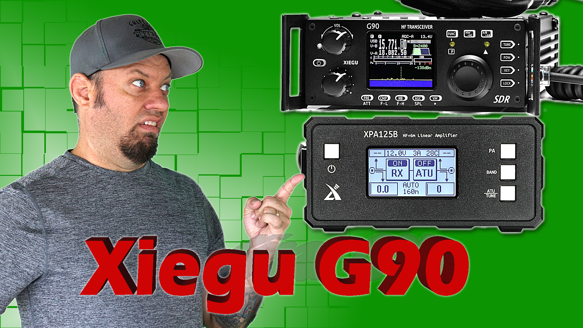 Episode 443: Xiegu G90 Review and Xiegu XPA125B Amp Demo – Parks on the Air