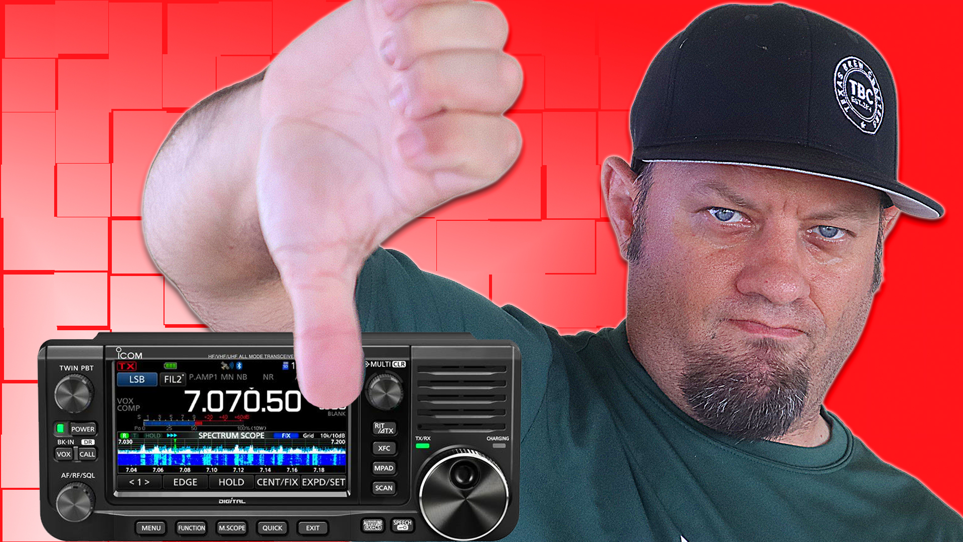 Episode 453: Should You or Should you NOT Buy an Icom IC-705? – Icom IC-705 News