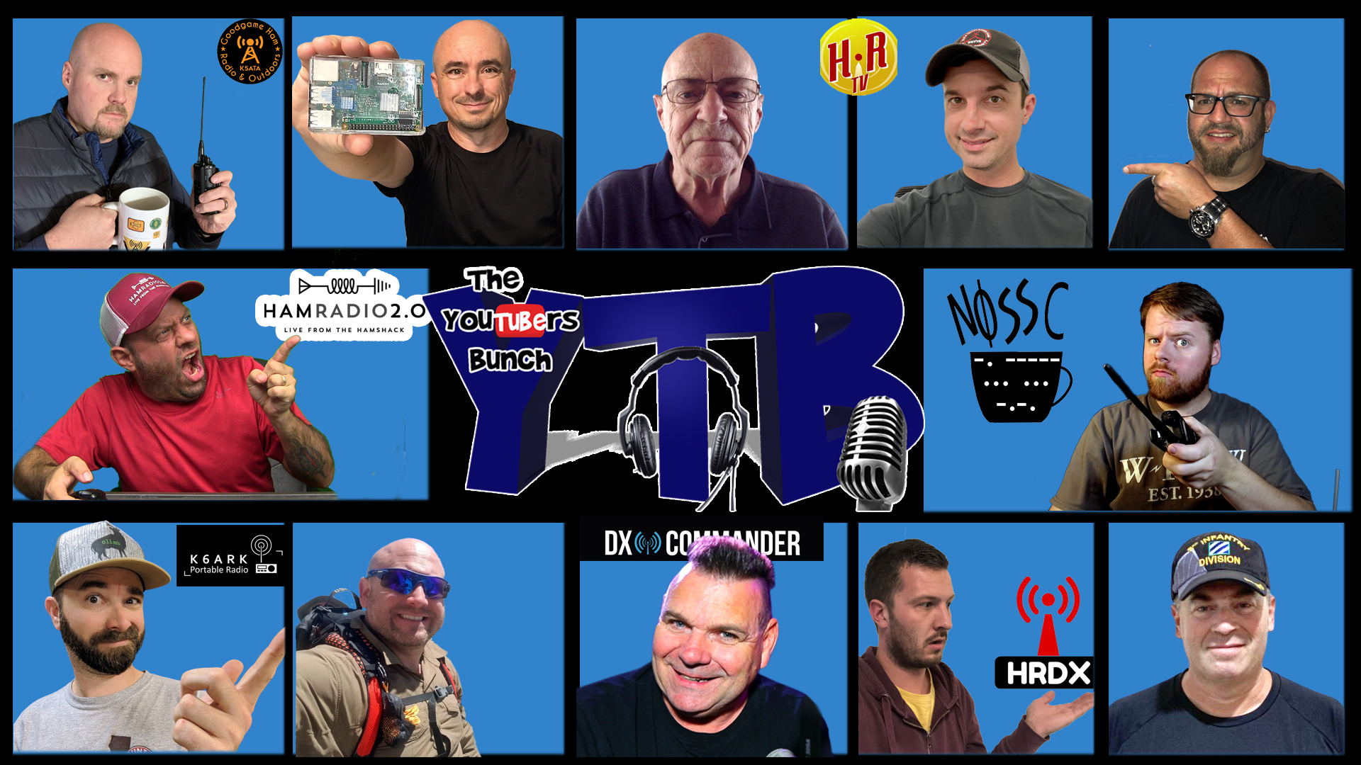 Episode 451: FCC Proposes to Reinstate Amateur Radio Service Fees | YouTubers Bunch #20