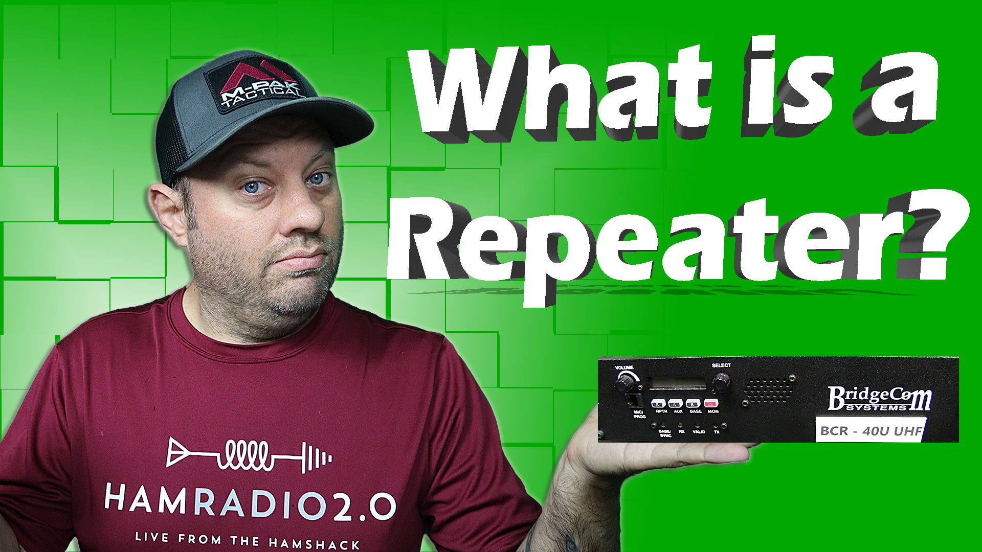 Episode 445: What is a Repeater in Ham Radio | How Ham Radio Works