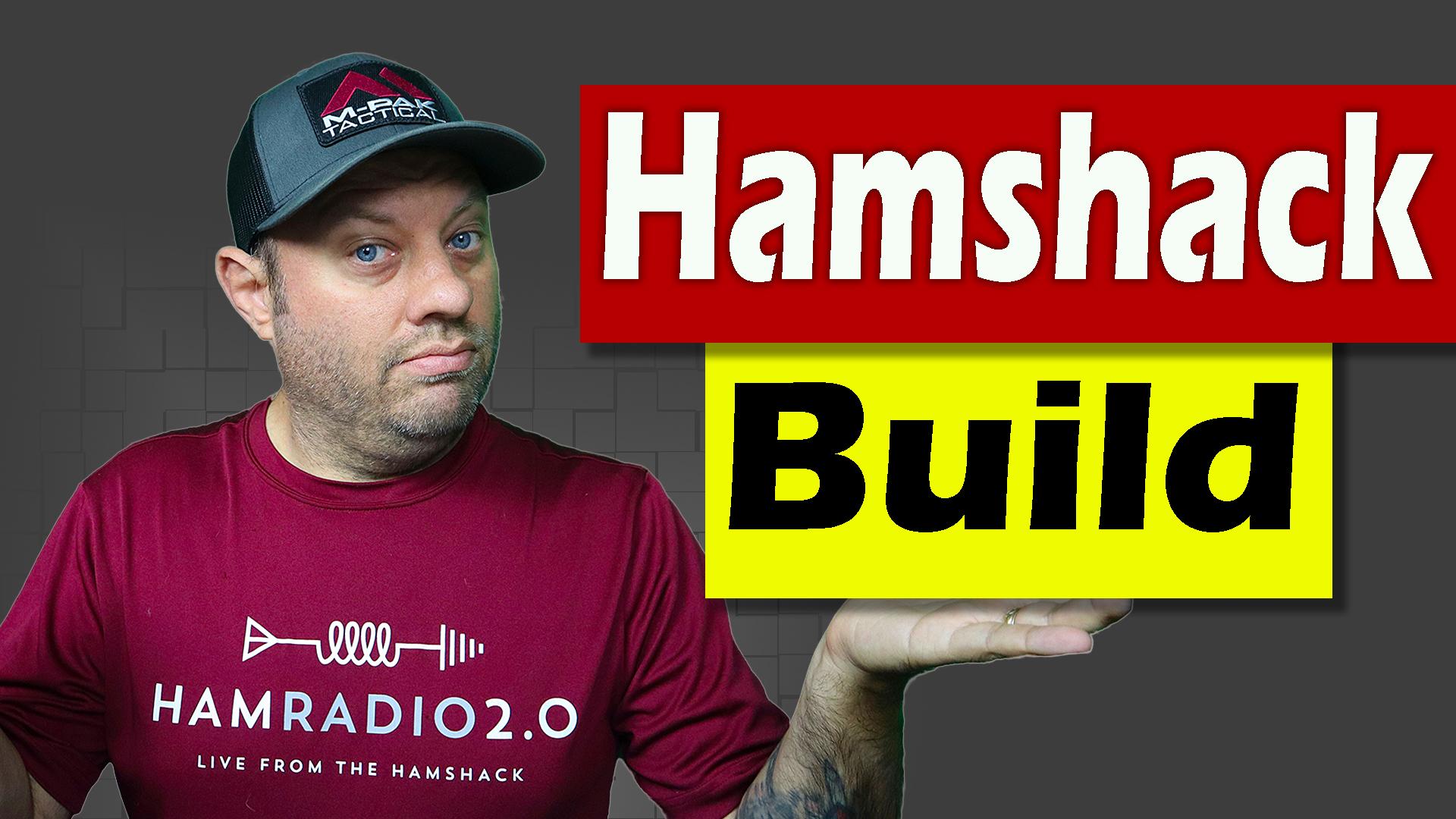 Episode 466: Ham Shack Setup and Tour