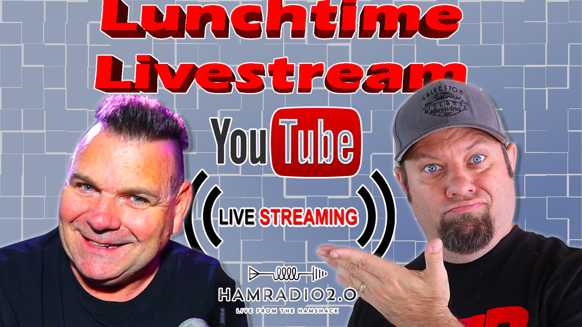 Episode 479: Lunchtime Livestream for Oct 21st with the DX Commander!