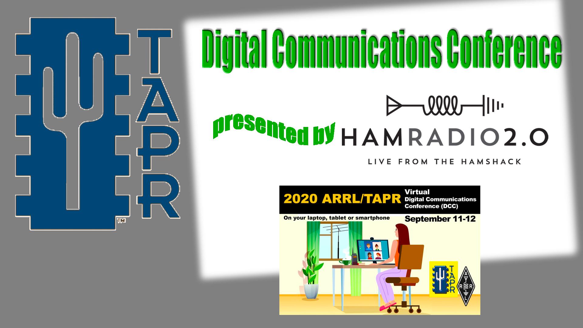 Episode 478: TAPR Digital Communications Conference, 2020