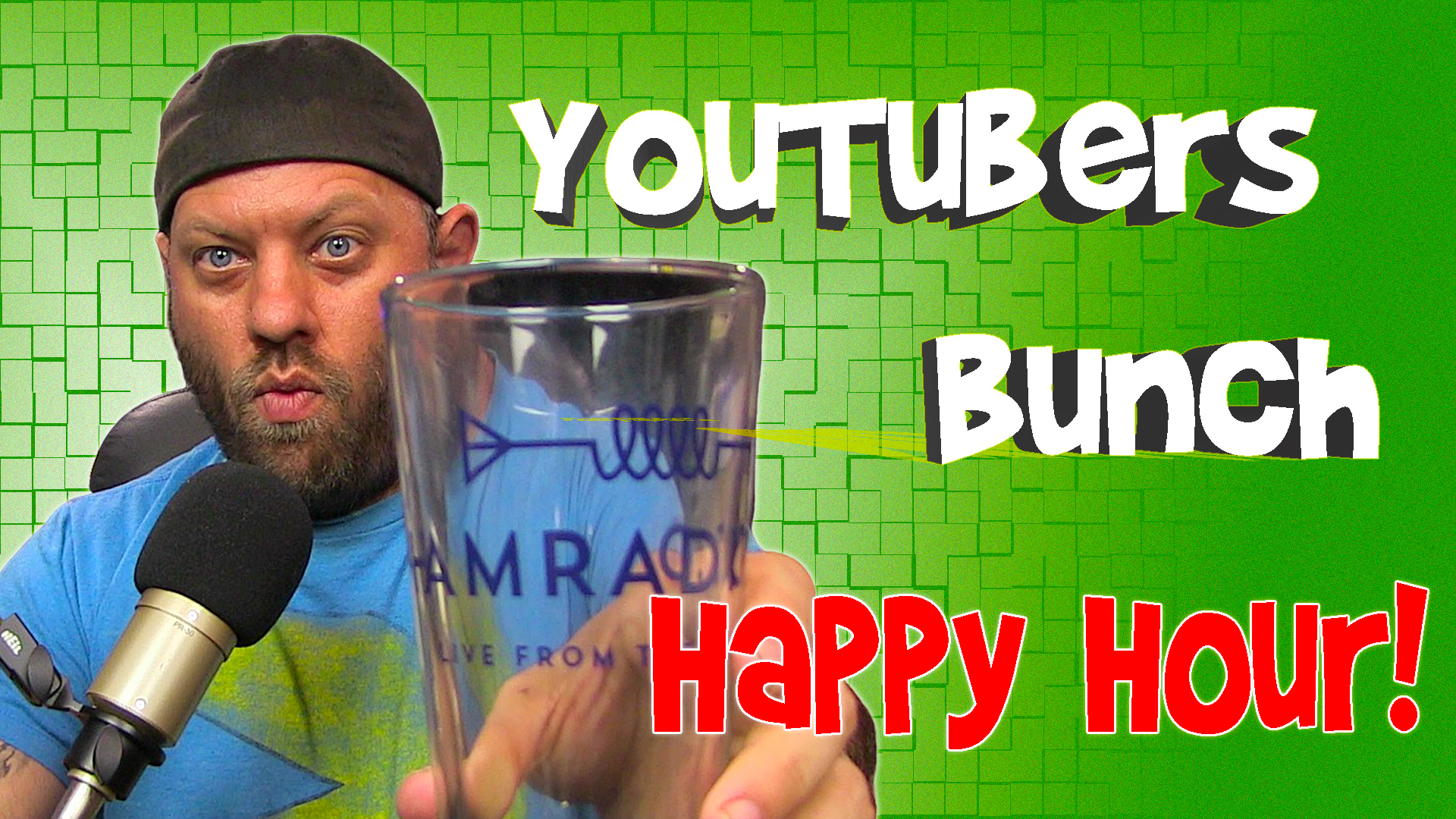 Episode 470: Ham Radio Happy Hour! – Come Join us for a Ragchew and Hangout!