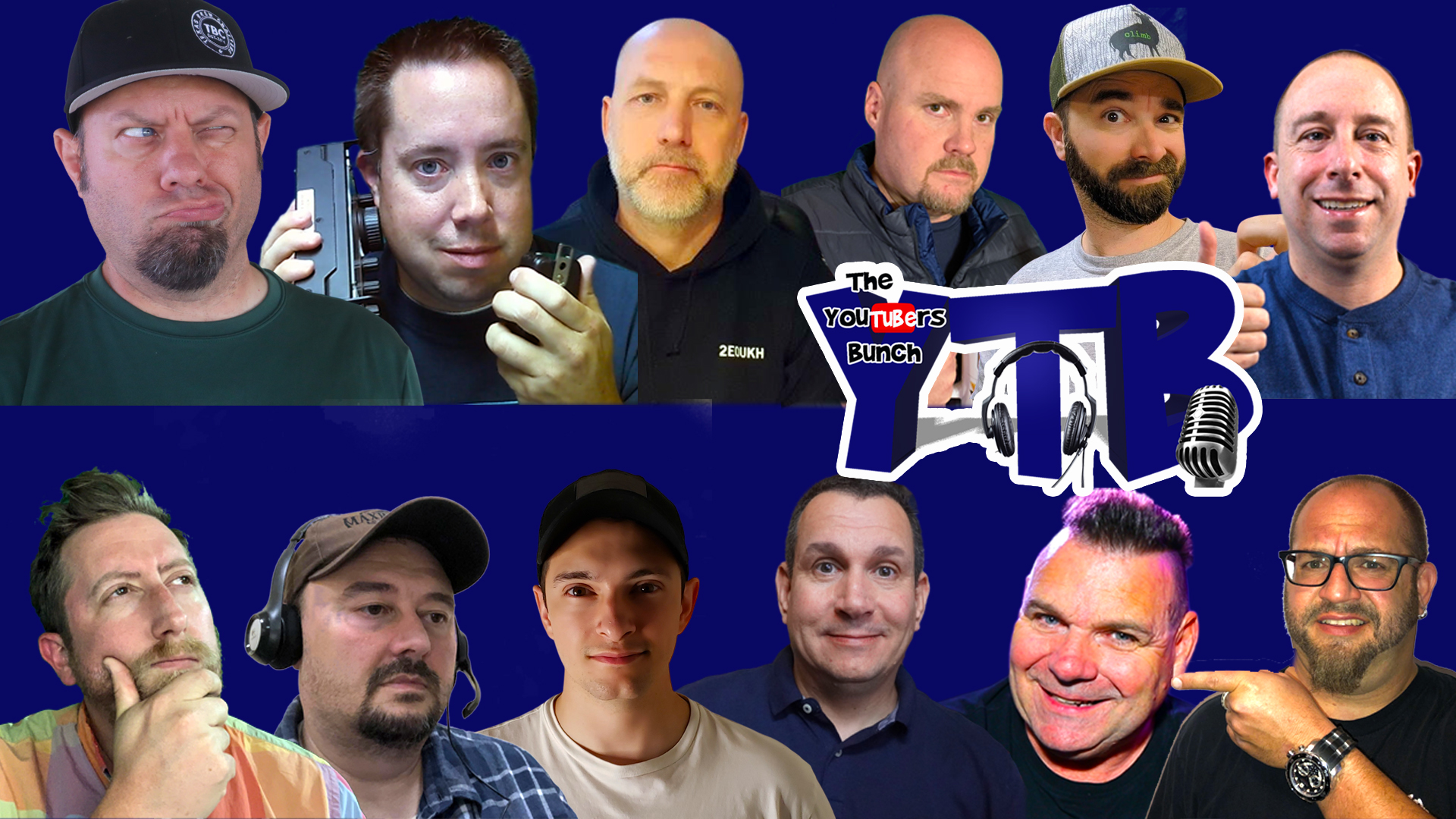 Episode 519: Ham Radio Contesting Ethics – To Livestream Or Not?  YouTubers Bunch #21