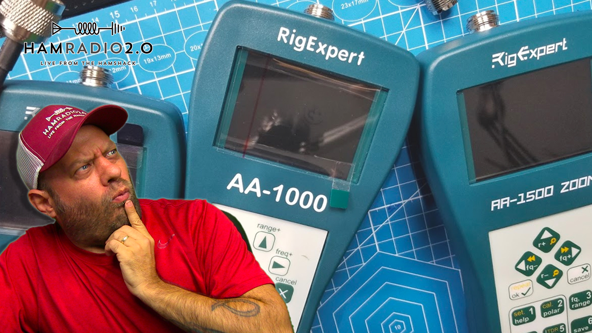 Episode 488: RigExpert GREEN AA-1500 Zoom – Best Antenna Analyzer for Ham Radio