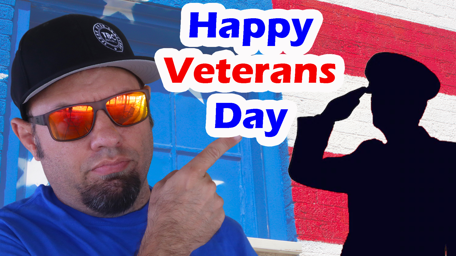 Episode 490: Happy Veterans Day!  – Lunchtime Livestream