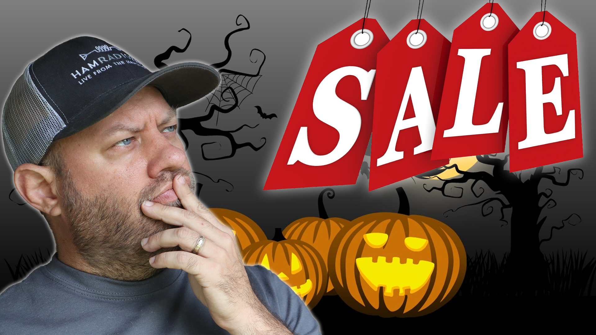 Episode 485: Ham Radio Shopping Deals for Halloween! 2020