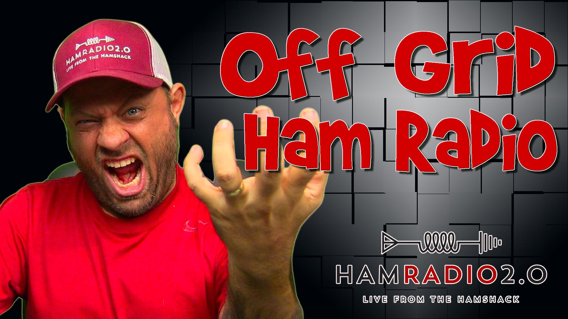Episode 502: Best Handheld Ham Radio for Off Grid | Hunting – Survival Ham Radio
