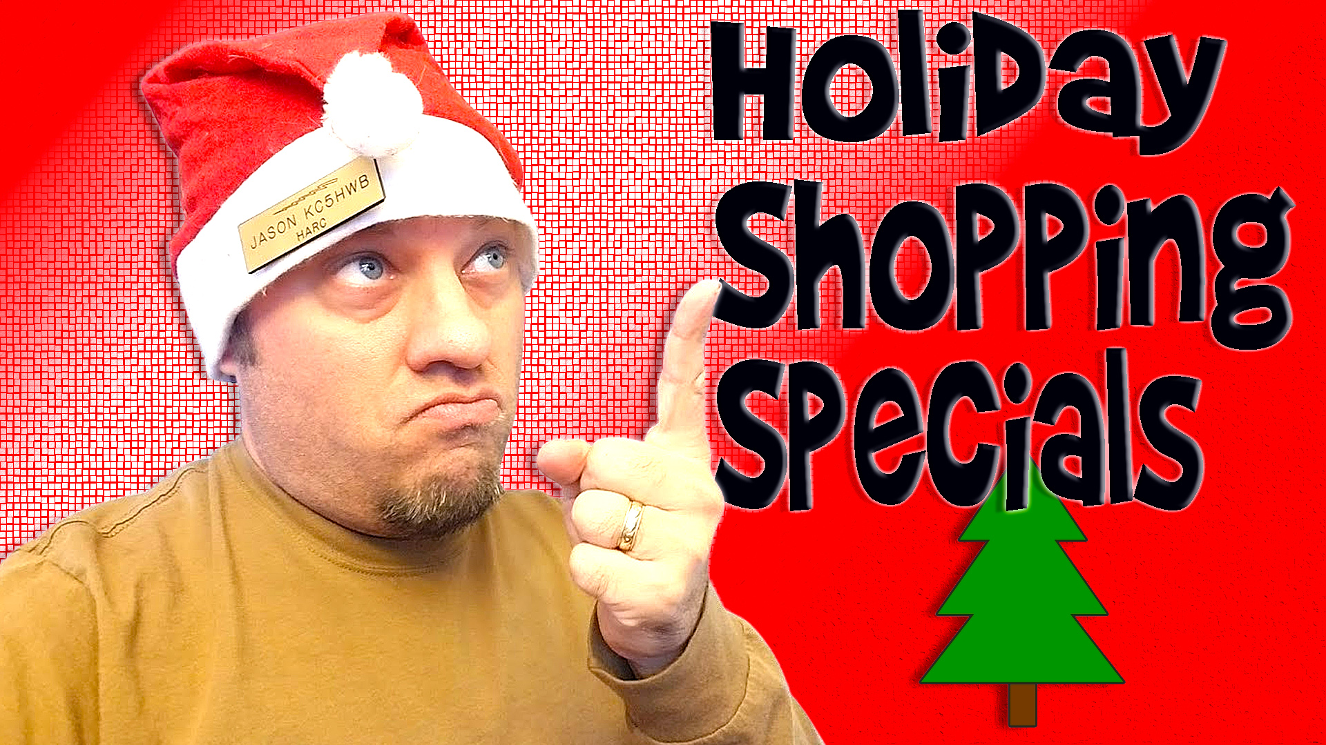 Episode 515: Christmas and Holiday Shopping for Ham Radio Deals
